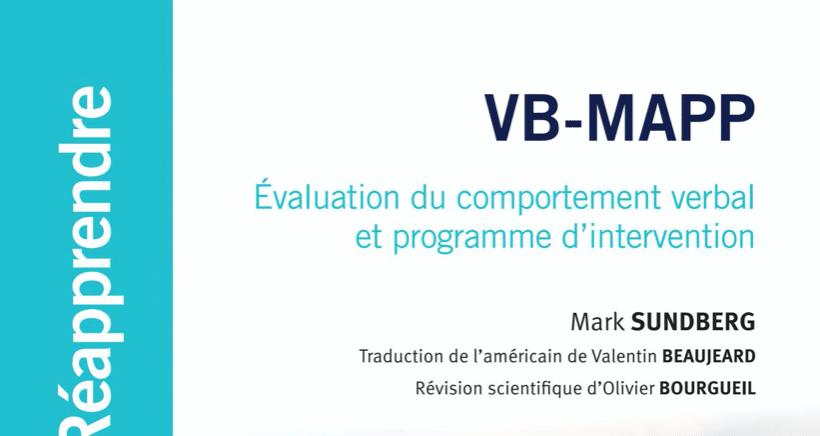 M5 – Connaître et apprendre à utiliser la VB-MAPP