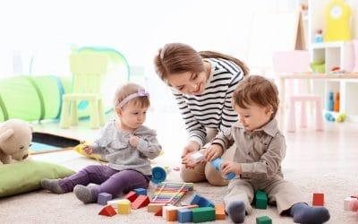 M4 – Enseignement du jeu chez le jeune enfant