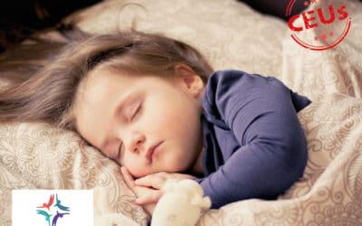 Évaluation et traitement des troubles du sommeil chez les enfants